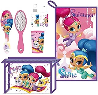 Neceser Set Aseo Personal/Viaje Shimmer and Shine
