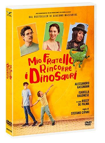 Mio Fratello Rincorre I Dinosauri + Booklet