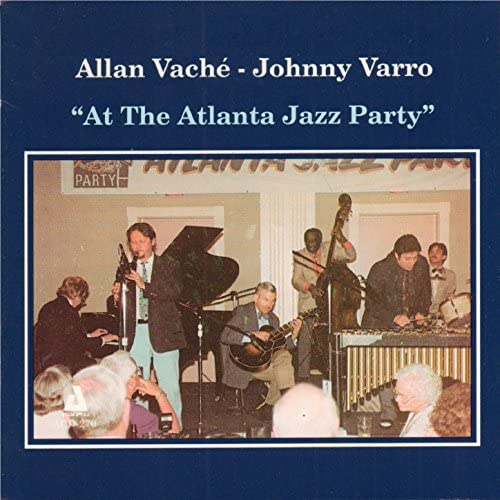 Allan Vaché & Johnny Varro feat. Ken Peplowski, Marty Grosz, John Cocuzzi & Milt Hinton