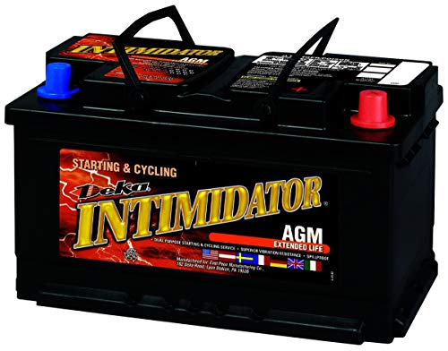 Deka 9A94R AGM Intimidator Battery