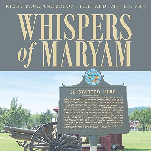 Whispers of Maryam cover art