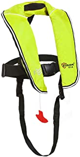 Eyson Inflatable Life Jacket Inflatable Life Vest for Child Classic Automatic