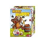 Noris 606061476 Hoppy Bobby, Der lustige Pop Up Aktion Spiele-Klassiker für Die ganze Familie, Spielzeug ab 3 Jahren