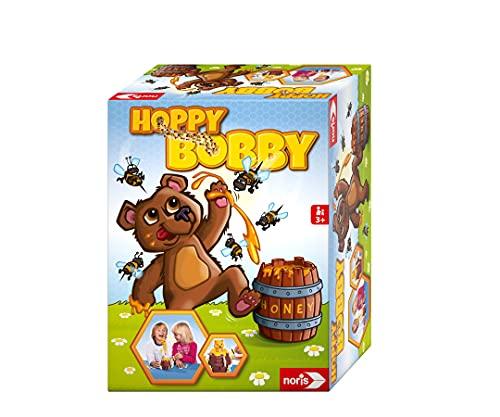 Noris 606061476 Hoppy Bobby, Der lustige Pop Up...