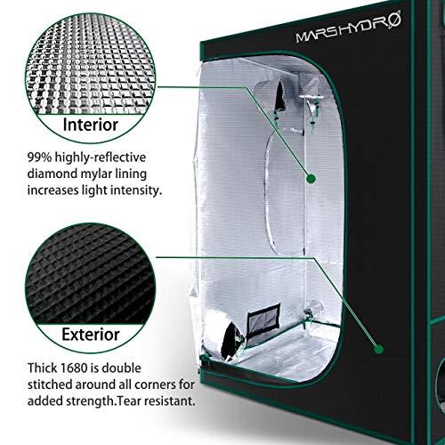 MARSHYDRO Grow Tent 5×5