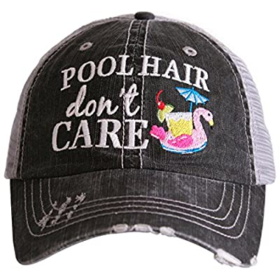 KATYDID Pool Hair Don?t
