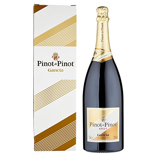 Gancia Pinot Di Pinot Brut - Confezione Magnum Astucciata da 1.5 L