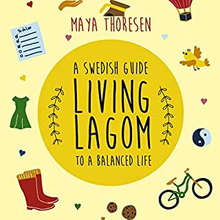Living Lagom audiobook cover art
