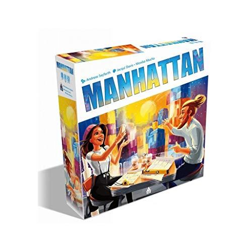 LAST LEVEL Manhattan New Edition, Multicolore...