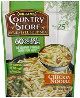 Country Store Chicken Noodle Soup by Williams Foods
