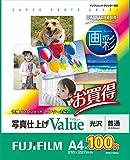 画彩 写真仕上げValue A4 WPA4100VA 1袋(100枚)
