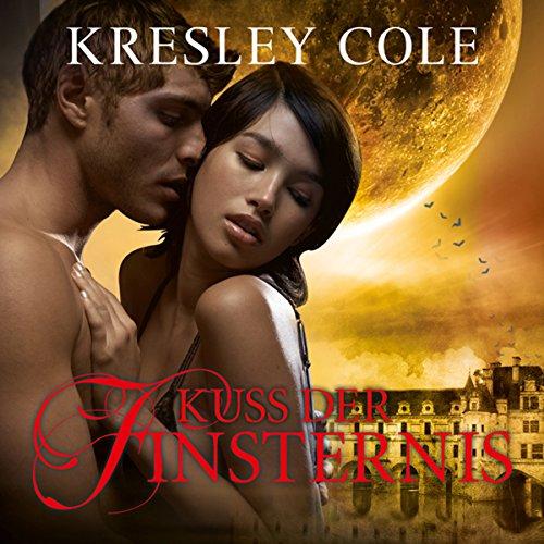 Kuss der Finsternis (Immortals 2) Titelbild
