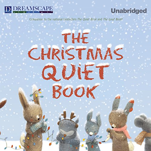 The Christmas Quiet Book audiobook cover art