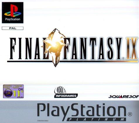 Final Fantasy IX (Platinum)