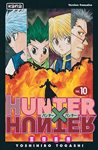 Hunter X Hunter - Tome 10 (Shonen Kana)