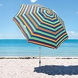 Tommy Bahama Beach Umbrella 2020 (Beach Umbrella - Stripes)
