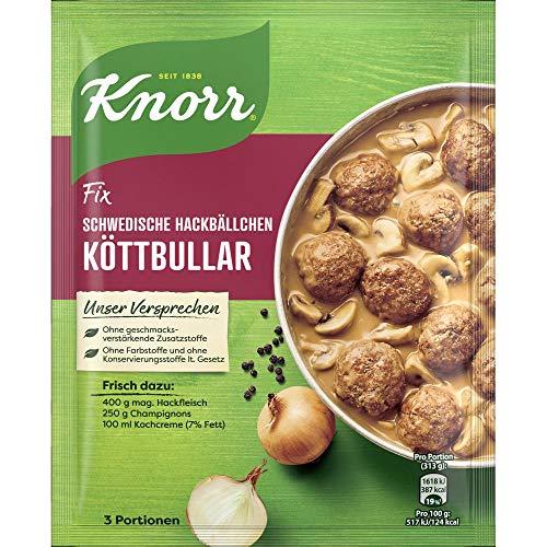 Knorr Fix Schwedische Hackbällchen Köttbular 49 g