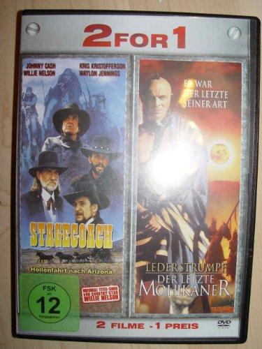 2 for 1 - Zwei Filme: Stagecoach. Der letzte Mohikaner (Lederstrumpf)