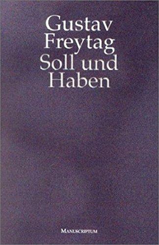 Soll und Haben. 6 Romane in 1 Buch