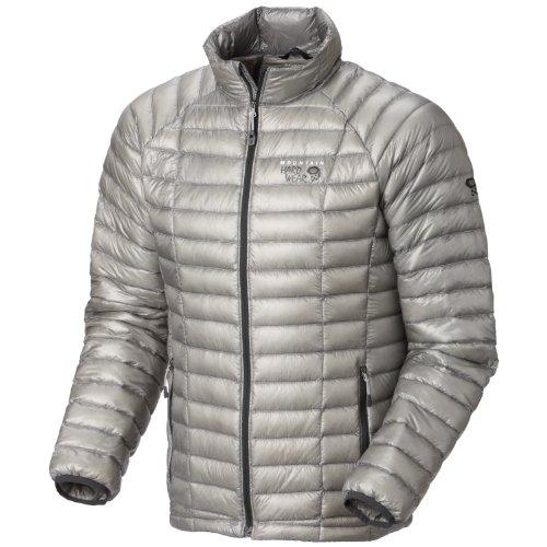 Mountain Hardwear Ghost Whisperer Down Jacket - Men's Jackets XL Steam