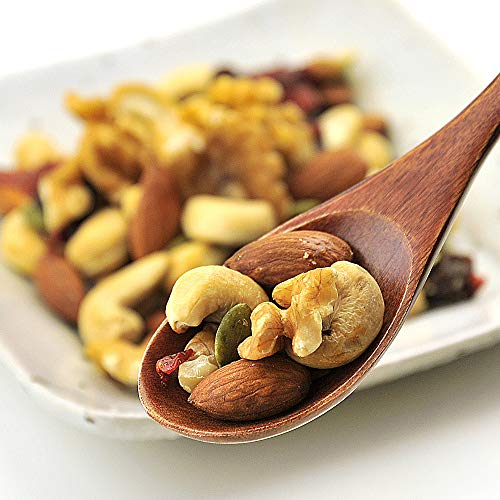 うめ海鮮 ナッツ&ドライフルーツ 6種類ミックス 1kg(500g×2) 無塩 砂糖不使用 無添加
