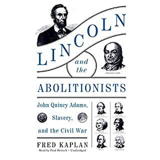 Lincoln and the Abolitionists cover art