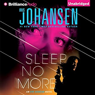 Sleep No More audiobook cover art