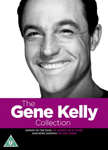 Gene Kelly Collection [Singin' In The Rain/American In Paris/Anchors Away/On The Town] [DVD] [2011]