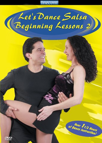 Let's Dance Salsa Beginning Lessons 2 DVD [UK Import]