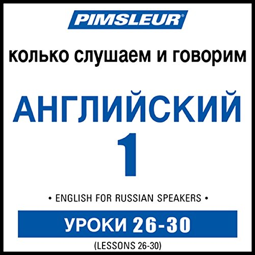 ESL Russian Phase 1, Unit 26-30 Titelbild