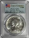 2017 D American Liberty First Strike 225th Anniversary U.S. Mint Set Medal MS70 PCGS