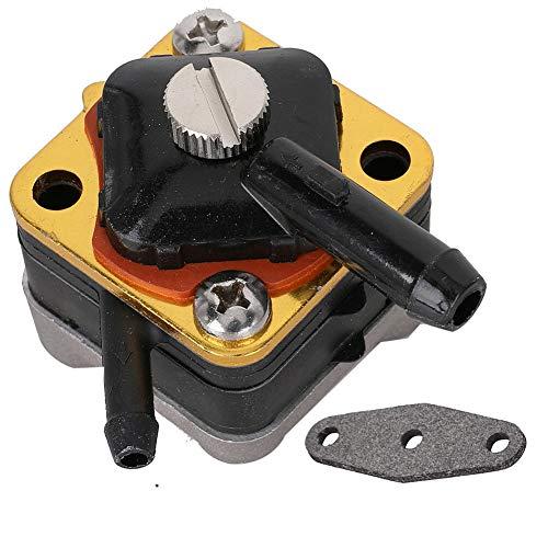 Carkio Kraftstoffpumpe, Ersatz für Johnson Evinrude Außenbordmotor 9,9 PS 15 PS vor 1993, ersetzt Teilenummer 395091 397274 18-7350