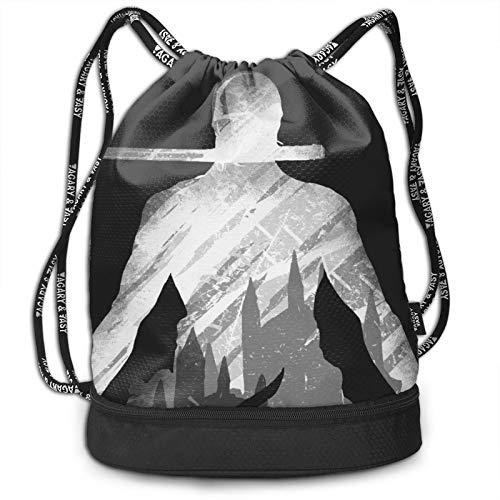 Pirate Hunter Bundle Backpack Large Capacity Light Simple Portable...