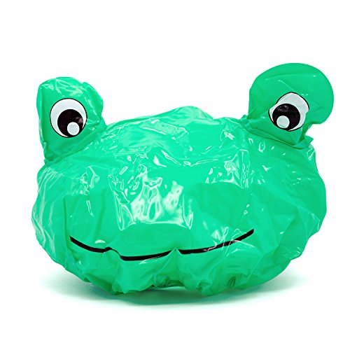 Vococal® 3D Animaux Kids Enfants Belle Imperméable à L'Eau Cap Hat Spa Bonnets Bouffants Bonnet de Douche