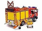Eligor Renault Camion de Pompiers D15 VSR S Gimaex SDIS 37 Indre et Loire 1/43