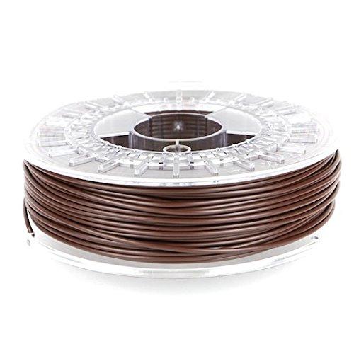 colorFabb 8719033551770 3D Print filament, Dunkel Braun