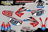 Kit Adhesivos Honda CR 125 250 2002 2013 ADESIVY Stickers