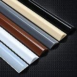 HONGEYO Barrera de silicona para ducha y estanqueidad, tiras de estanqueidad, umbral de ducha, barrera y sistema de retención, banda flexible e impermeable