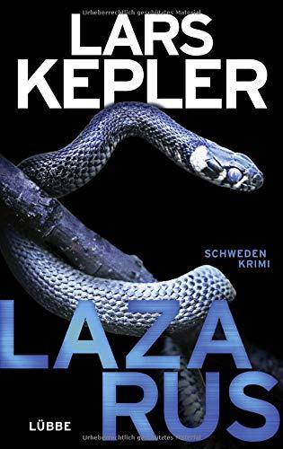 Lazarus: Schweden-Krimi (Joona Linna, Band 7)