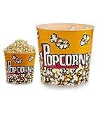 Bol Palomitas Popcorn 2.8 l polypropileno Plastico Duro Spiderman Marvel