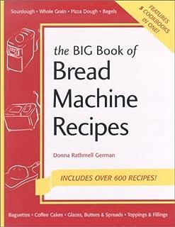 Big Book of Bread Machines (Nitty Gritty Cookbooks: Bread Books)