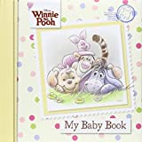 Disney Winnie the Pooh Baby Record Book (Disney Baby Record Book) by (2015-01-16)