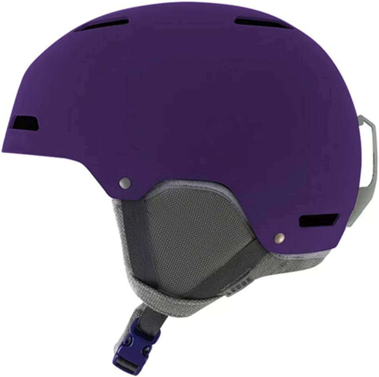 YSH YSH YSH Skihelm Männer Snowboard Helm Ski Helm Frauen Skihelm Casco Esqui Casque Ski Homme Leichtgewichtler,Mattelila-L59-62cm B07H33V7VK  Billig ideal 123528