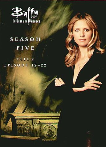 Buffy - Im Bann der Dämonen: Season 5.2 Collection