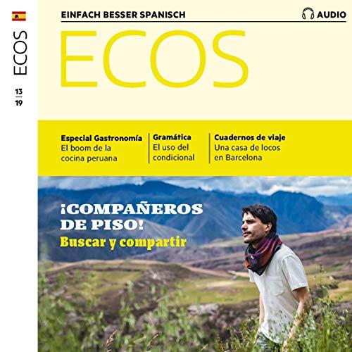 Ecos Audio - Compañeros de piso. 13/19 Titelbild