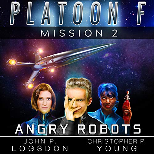 Angry Robots: 2.0 Audiobook By John P. Logsdon, Christopher P. Young cover art
