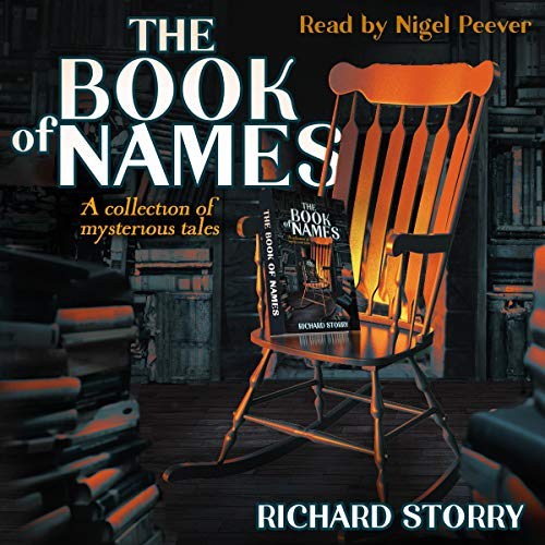 The Book of Names  By  cover art