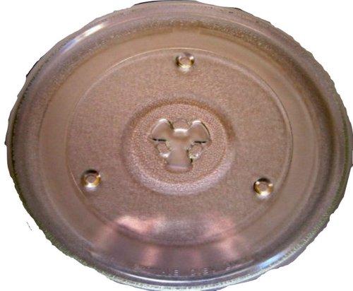 zahl-weniger Ingbertson Mikrowelle Drehteller Mikrowellenteller/Glasteller für Mikrowelle/Ersatzteller/Ersatz-Drehteller (Siemens, 27)