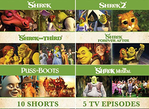 """Shrek """"Everything and the Kitchen Sink"""" Ultimate Collection"""