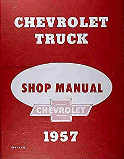 Chevrolet Truck Shop Manual 1957